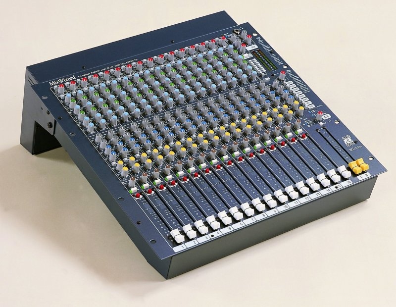 allen heath mixwizard 16 2 dx manual